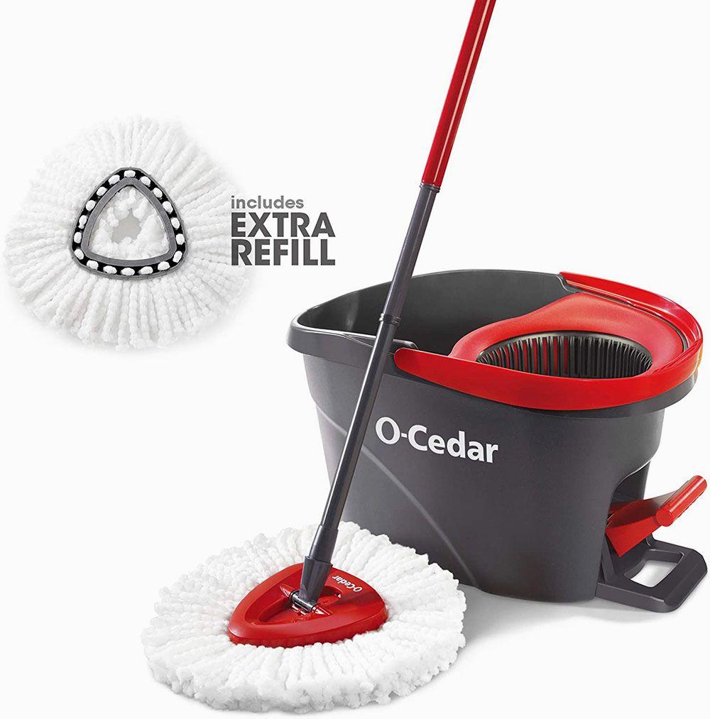 O-Cedar-Microfiber-Mop